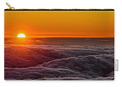 Sunset On Cloud City 1 Carry-all Pouch