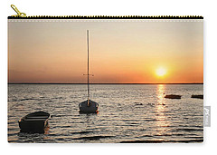 Sunset On Lbi Carry-all Pouch