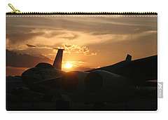 Sunset On The Cold War Carry-all Pouch
