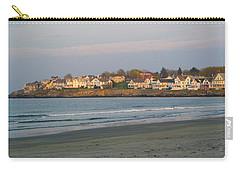 Sunset On York Beach Carry-all Pouch