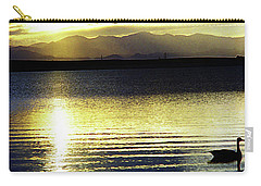 Sunset Over Aurora Carry-all Pouch