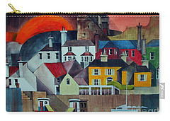 Sunset Over Howth Carry-all Pouch