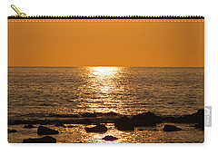 Sunset Over Kona Carry-all Pouch