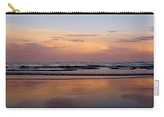 Sunset Over Long Sands Beach II Carry-all Pouch