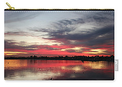 Sunset Over Mission Bay  Carry-all Pouch