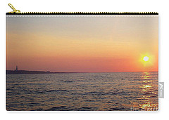 Sunset Over Montauk Carry-all Pouch