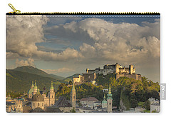 Sunset Over Salzburg Carry-all Pouch