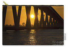 Sunset Over Sanibel Island Photo Carry-all Pouch