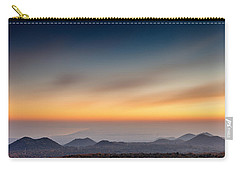 Sunset Over The Gulf Carry-all Pouch