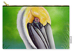 Sunset Pelican Carry-all Pouch