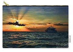 Sunset Regatta  Carry-all Pouch