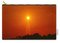 Sunset Ride Carry-all Pouch