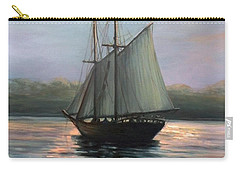 Sunset Sails Carry-all Pouch