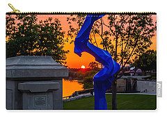 Sunset Sculpture Carry-all Pouch