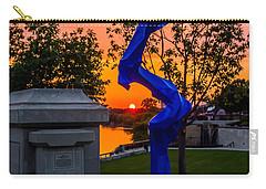 Sunset Sculpture Carry-all Pouch