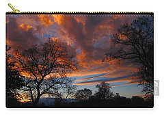Sunset September 24 2013 Carry-all Pouch