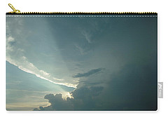 Sunset Supercell Carry-all Pouch by Ed Sweeney