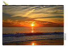 Sunset's Glow  Carry-all Pouch