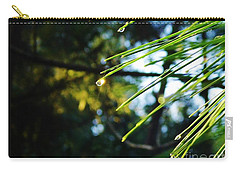 Sunshine Dewdrop Carry-all Pouch by D Hackett