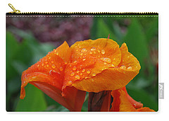 Carry-all Pouch featuring the photograph Sunshine From Within by Miguel Winterpacht