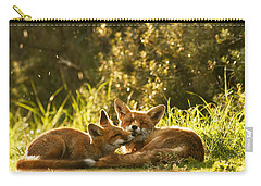 Sunshower Carry-all Pouch by Roeselien Raimond
