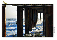 Sunwash At St. Johns Pier Carry-all Pouch