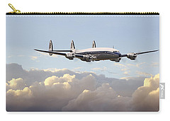 Super Constellation - End Of An Era Carry-all Pouch