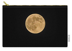 Super Moon 8 10 14 Carry-all Pouch