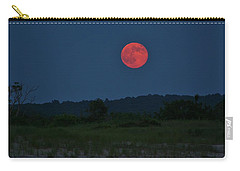 Super Moon July 2014 Carry-all Pouch by Karen Silvestri