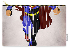 Superman - Man Of Steel Carry-all Pouch