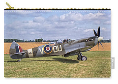 Supermarine Spitfire T9 Carry-all Pouch by Paul Gulliver