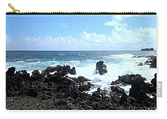 Surf At Hana Carry-all Pouch