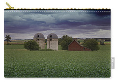 Surrounded By Fields Carry-all Pouch