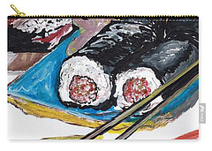 Sushi Bar Painting Carry-all Pouch