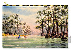 Suwannee River Carry-all Pouch by Bill Holkham