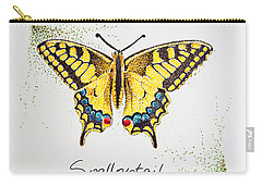 Swallowtail - Butterfly Carry-all Pouch