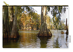 Swamp - Cypress Trees Carry-all Pouch
