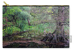 Swamp Garden Carry-all Pouch