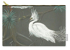 Swampbirds Carry-all Pouch by Terry Frederick