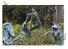 Swampland Critter Band 1 Carry-all Pouch by Al Powell Photography USA