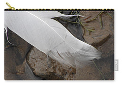 Carry-all Pouch featuring the photograph Sway With The Movement Of The Water by Tiffany Erdman