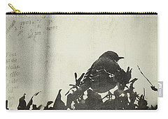 Carry-all Pouch featuring the photograph Sweet Disposition by Trish Mistric