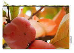 Carry-all Pouch featuring the photograph Sweet Fruit by Erika Weber