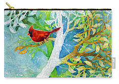 Sweet Memories II Carry-all Pouch by Hailey E Herrera