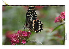 Carry-all Pouch featuring the photograph Sweet Nectar by Denyse Duhaime