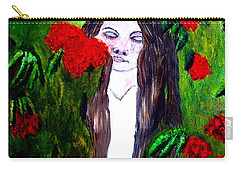 Sweet Smell Of  Flowers Carry-all Pouch