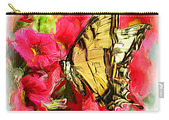 Sweet Swallowtail Carry-all Pouch