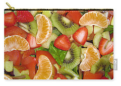 Carry-all Pouch featuring the photograph Sweet Yummies by Janice Westerberg