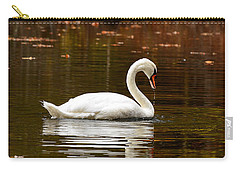 Swim And Grace Carry-all Pouch by Lourry Legarde