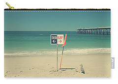 Swim And Surf Carry-all Pouch by Laurie Search